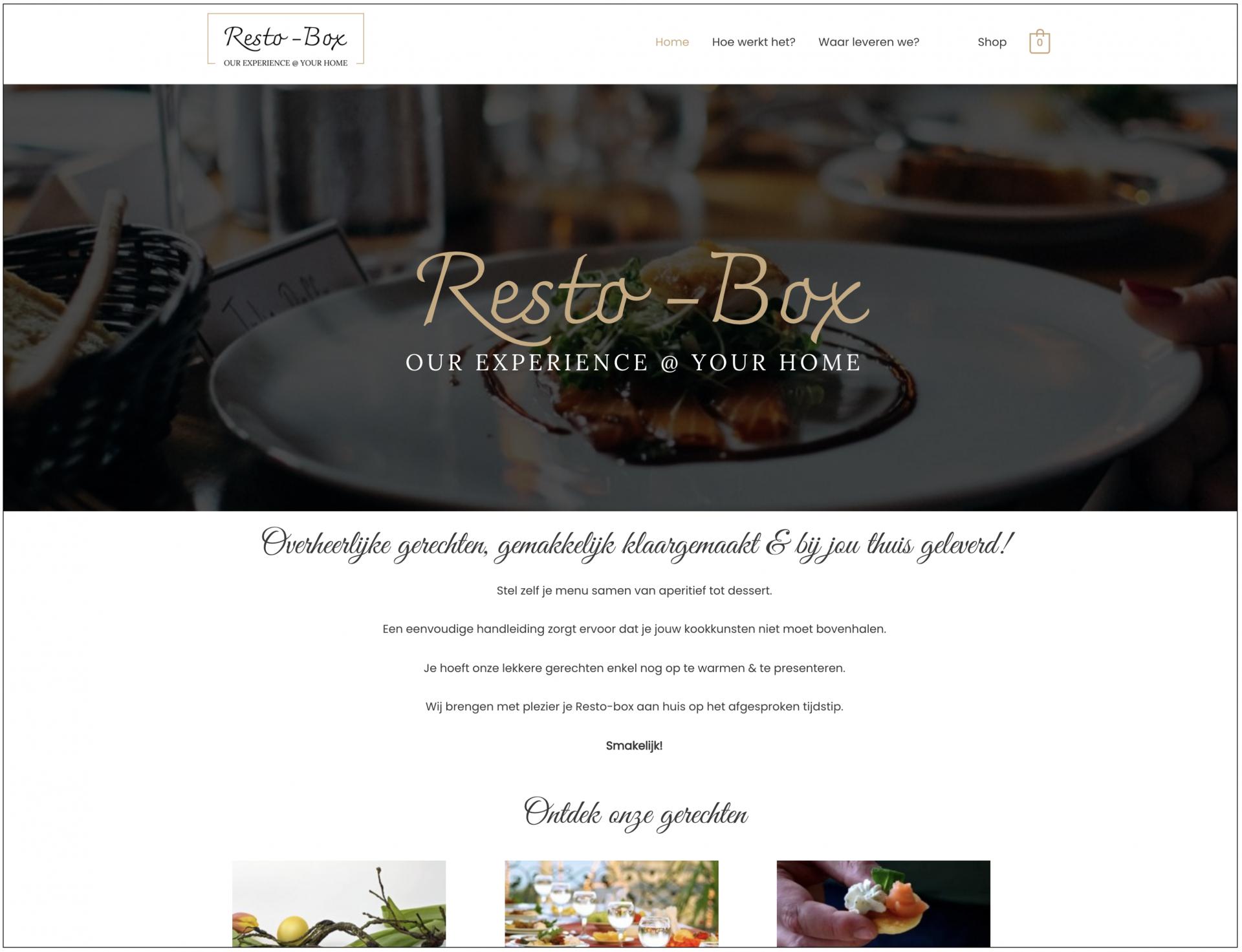 Resto-Box.be