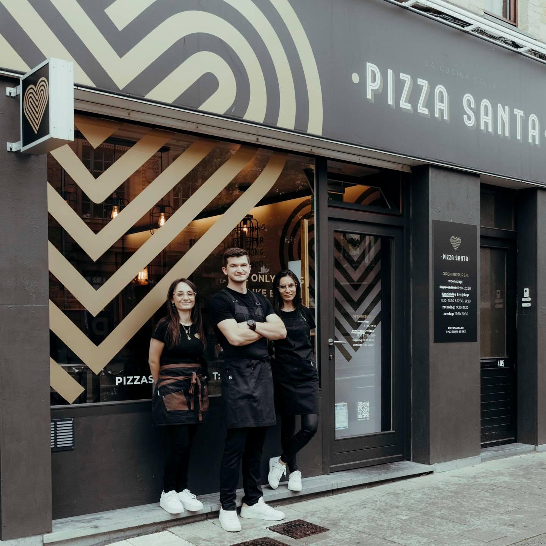 Pizza Santa Gent